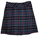 Rifle Girls Plaid 93 Low Contour Skort - Size 16