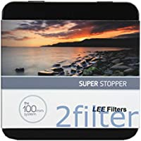 Lee Filters 4x4 Super Stopper (15-stop) 4.5 ND Filter 100mm