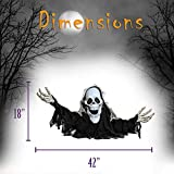 Halloween Haunters Animated Jumping Up Lurching