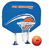Poolmaster 72774 Pro Rebounder Poolside Basketball Game with Perma-Top Mounts