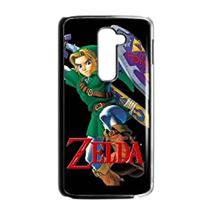 The Legend of Zelda LG G2 Cell Phone Case Black Delicate gift AVS_543990