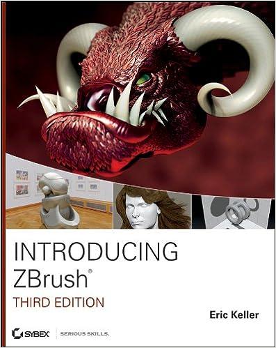Amazon com: Introducing ZBrush 3rd Edition eBook: Eric