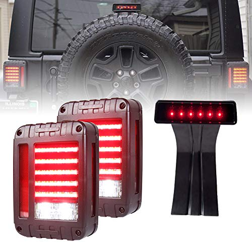 Led Third Tail Light in US - 1