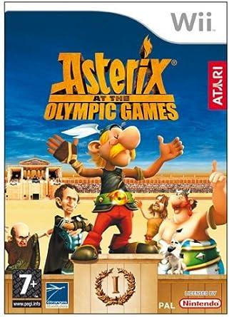 Asterix at the Olympic Games Asterix y los juegos olimpicos: Amazon.es: Videojuegos