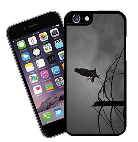 Bald Eagle iPhone case - This cover will fit Apple model iPhone 4 and 4s - By Eclipse Gift Ideas