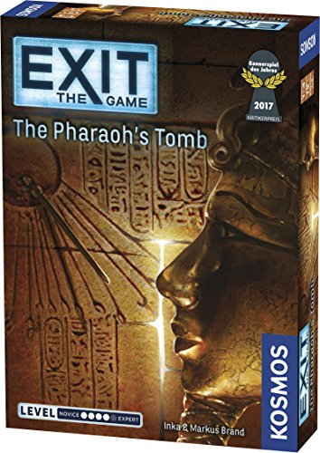 The Pharaoh's Tomb Exit THe Game Escape Room Game Thames & K
