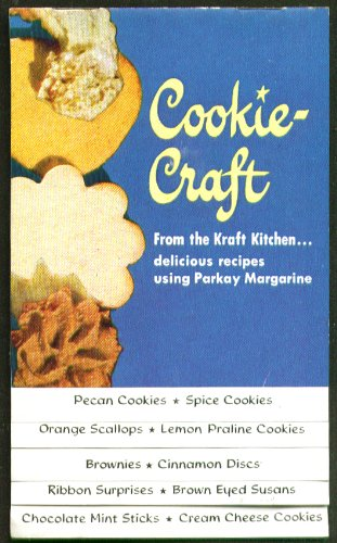 Kraft Parkay Cookie-Craft recipe booklet 1950s