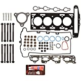 #1: Evergreen HSHB8-10123 Cylinder Head Gasket Set Head Bolt