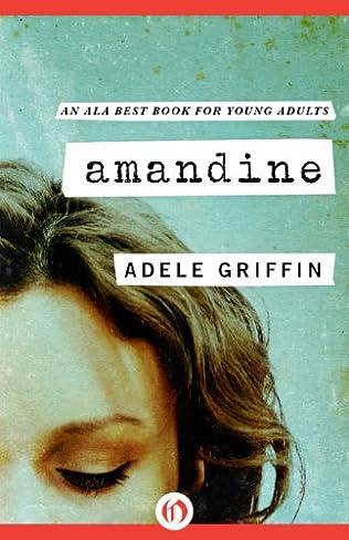book cover of Amandine