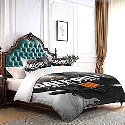 C-All O-f Du-ty 3-Piece Bedding Set 86