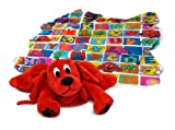 Clifford Plush Blanket Plush Toy & Pillow & Blanket