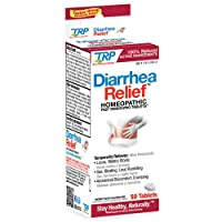 THE Relief Products Diarrhea Relief, 50 Count