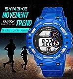 iNoDoZ Men's Sports Watch,Multi Function Military