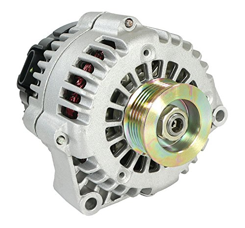 DB Electrical ADR0215 Alternator (For Chevy C Truck Silverado 4.3L 4.8L 5.3L 6.0L 00 01 02 & 6.6L 8.1L)