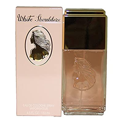 White Shoulders by Evyan Eau de Cologne Spray for Women 4.5 fl.oz