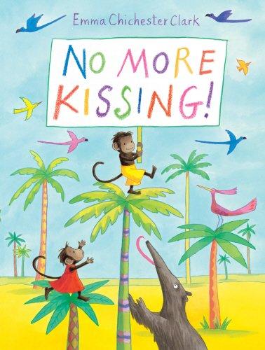 No More Kissing (Mimi and Momo) ebook