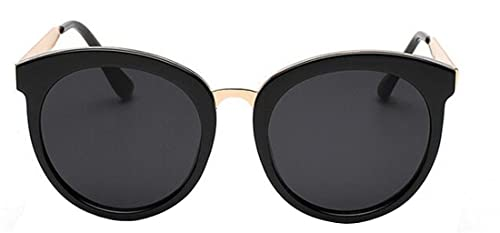 ba8e75980e GAMT Retro Oversized Round Sunglasses Fashion Cat Eye Designer for Women