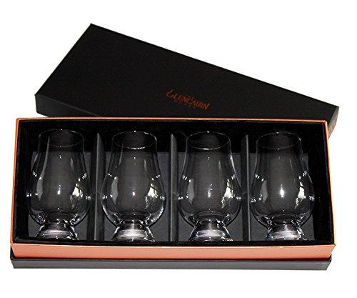 Glencairn Whisky Glass, Set of 4 in Presentation Box