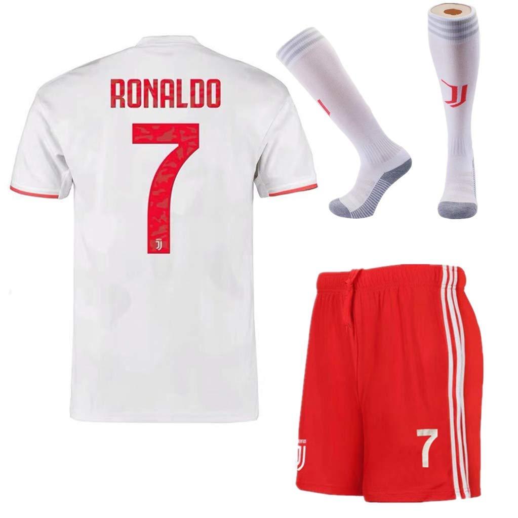 best authentic 2e6ee f809a Amazon.com: Feeke 7 Ronaldo Shirt 2019-2020 Season ...