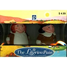 Publix The Lilgrim Pair Pilgrim Salt and Pepper Shakers