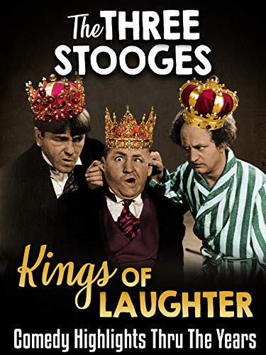 The Three Stooges, Kings of Laughter - Comedy Highlights Thru The Years (Best 3 Stooges Episodes)