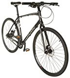 Vilano Diverse 4.0 Urban Performance Hybrid Road Bike, Belt Drive 8 Speed Shimano Alfine Vilano