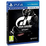 Gran Turismo GT Sport Day One Edition (PS4) (PSVR Compatible) (輸入版)