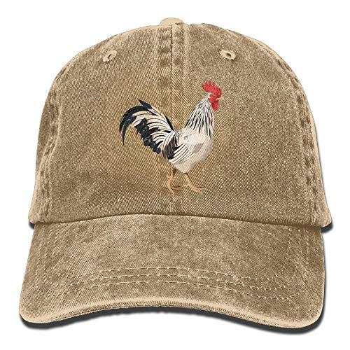 White Baseball hanbaozhou Gorras Hat Dad Hat Denim Cock Adjustable béisbol Rster Female WgErHTOg