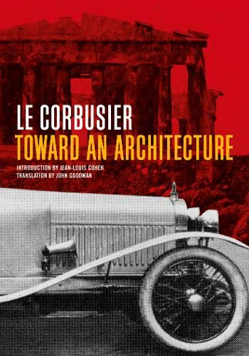Toward an Architecture (Texts & Documents)
