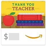 Amazon eGift Card - Thank You Teacher (Books)