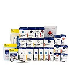 Pac-kit By First Aid Only 90693 Large Smartcompliance Food Service First Aid Kit Refill Pack, Ansi A+ With Meds