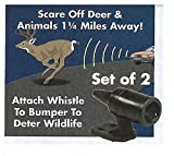Best Deer Whistles - Trenton Gifts Automotive Deer & Wildlife Warning Whistle Review