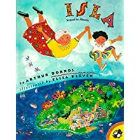 ISLA English Edition with Spanish phrases (Picture Puffins)