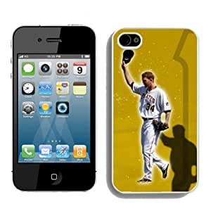MLB For Apple Iphone 5/5S Case Cover MLB Pittsburgh Pirates By For Apple Iphone 5/5S Case Cover