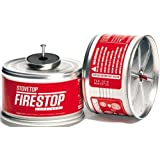 Williams-Pyro 675-3D Stovetop Firestop Venthood, Pair