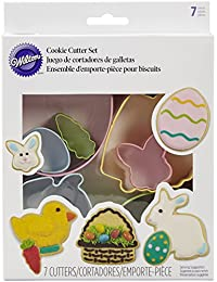 CheckOut 2308-4457 Wilton 7-Piece Easter Cookie Cutter Set offer