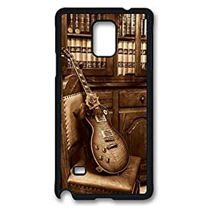 iCustomonline Gibson Les Paul Hdri Back Cover Snap on Case for Samsung Galaxy Note 4