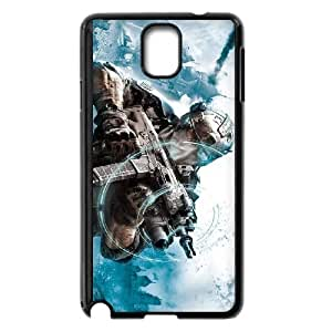 Tom Clancy's Ghost Recon Future Soldier Samsung Galaxy Note 3 Cell Phone Case Black yyfD-406599