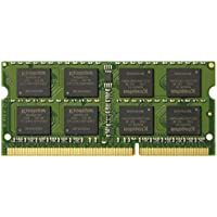 Kingston Technology 8GB 1600MHz DDR3L (PC3-12800) 1.35V Non-ECC CL11 SODIMM Intel Laptop Memory KVR16LS11/8