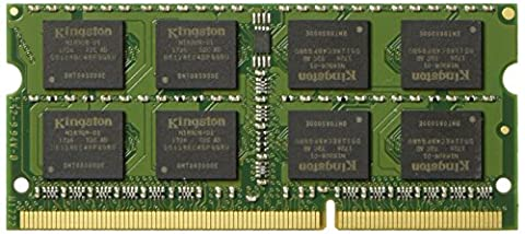 Kingston Technology 8GB 1600MHz DDR3L (PC3-12800) 1.35V Non-ECC CL11 SODIMM Intel Laptop Memory (Sdram Ddr3l De 8 Gb A 1600 Mhz)