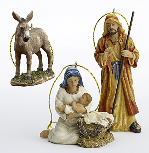 Three Kings Gifts Real Life Nativity Ornament Set by Three Kings Gifts (Image #2)