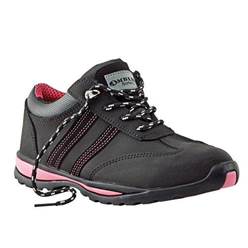 Amblers FS47Mesdames bottes de sécurité Noir Taille 7