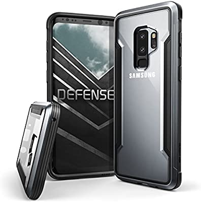 X-Doria Defense Shield - Caja de Aluminio para Samsung Galaxy S9 + ...