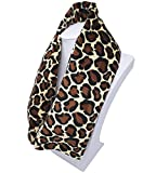Microwavable Heating Pad Wrap   Relieves Pain as an ice Pack Or Heating pad   Filled with Clay Beads and Charcoal   Pad Lightly Scented with Lavender   Washable Minky Cover   Leopard