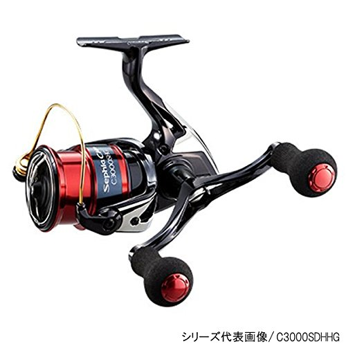 SHIMANO(シマノ) リール 17 セフィアCI4+ C3000SDHの商品画像
