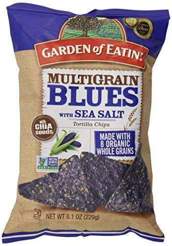 tilla Multigrain Chip, Blue, 8.1 oz ()