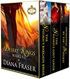 Desert Kings Boxed Set: Books 1-3