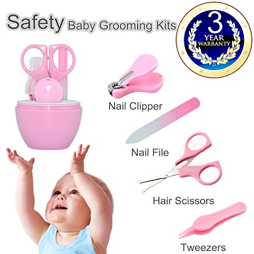 Infant Nail Care - 5