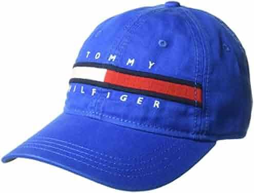 Tommy Hilfiger Men's Dad Hat Avery