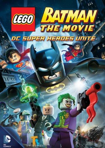 LEGO Batman: Der Film - Vereinigung der DC Superhelden Film